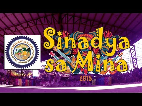 Sinadya sa Mina 2018 (Sipalay Mines, Negros Occidental) Go Pro 5