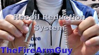 Recoil Reduction System from DPM Systems @ Shot Show 2015 - TheFireArmGuy