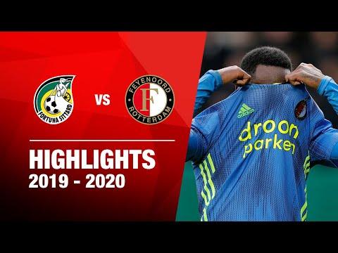 Highlights   Fortuna Sittard - Feyenoord   2019-2020