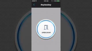 SmartV-Lock - Register Direct Mobile key