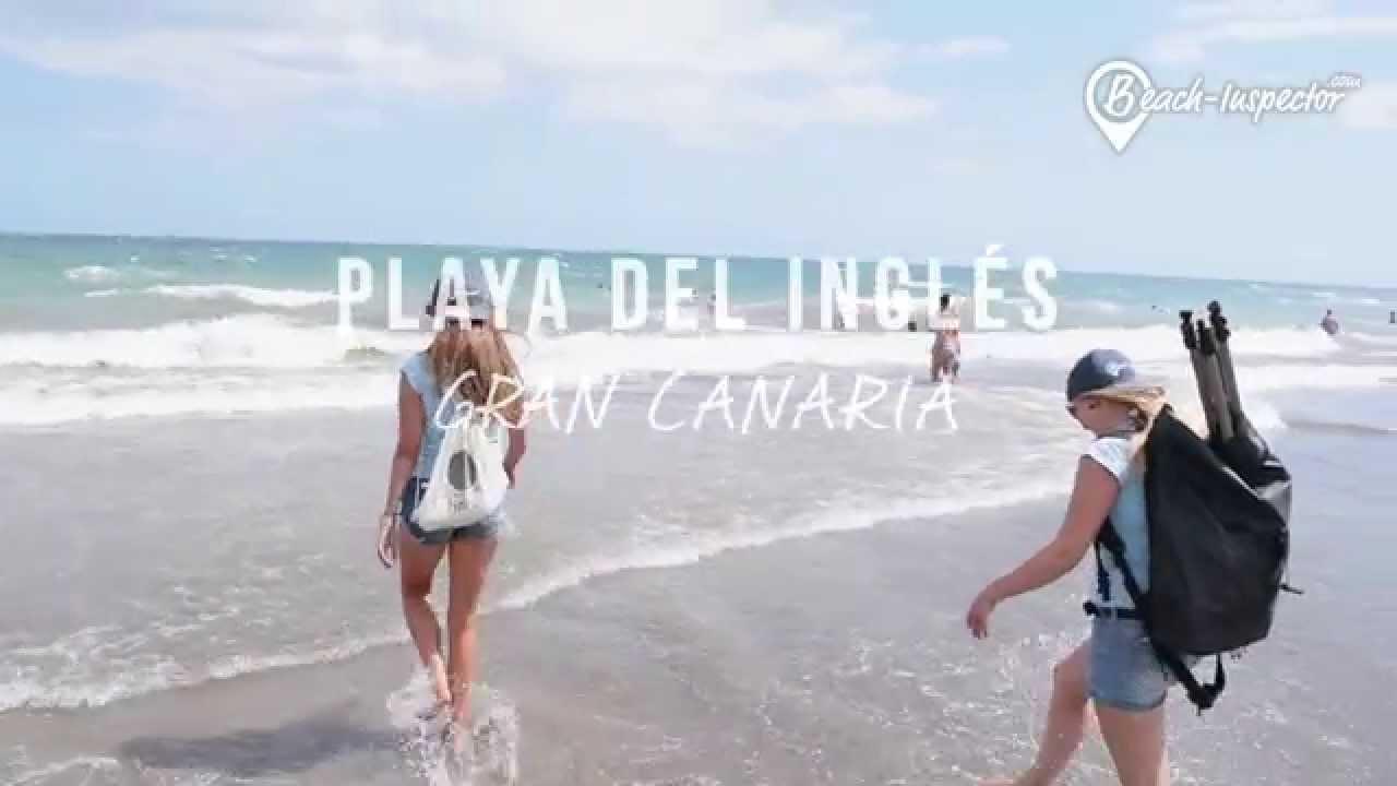 Strand Playa Del Inglés Auf Gran Canaria Strände Gran Canaria
