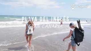Strand Playa del Inglés auf Gran Canaria | Strände Gran Canaria