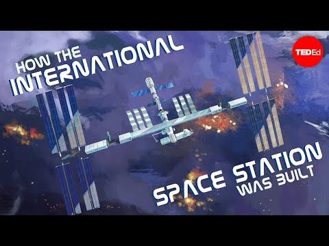Video image: The incredible collaboration behind the International Space Station - Tien Nguyen