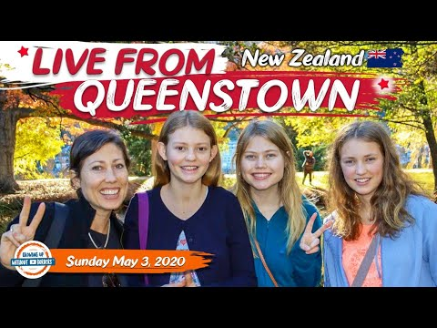 Live From New Zealand At Level 3 - Growing Up Without Borders