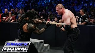 Roman Reigns vs. Kane: SmackDown, May 14, 2015