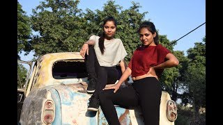 AMAZING GIRLS DUET CHOREOGRAPHY | CHAIR DANCE | LAKSHMI AND SHAILJA | CRIMINALZ CREW