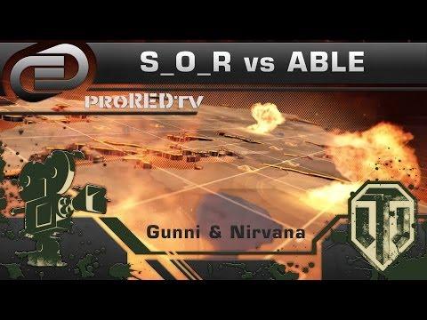 S O R vs ABLE