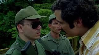 Mejor Escena Narcos - Escobar deja las cosas claras