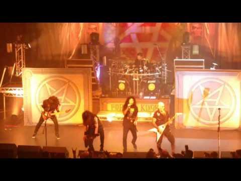 Anthrax - Intro + A.I.R. (LIVE, 10-Feb-2017, O2 Forum, London, UK)