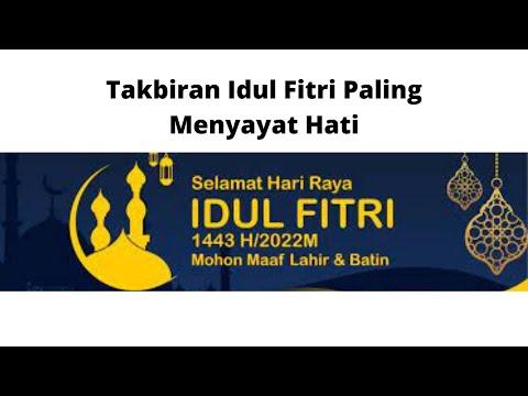 GEMA TAKBIR IDUL FITRI 1440 H TAHUN 2019 FULL 10 JAM NONSTOP
