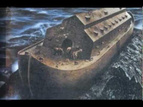 Видео Библия. Ноев ковчег (Бытие 6:8-22)