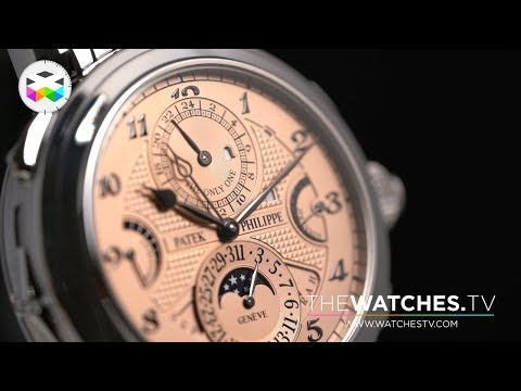 31 Million USD: Crazy Record Patek Philippe & Other Lots At Only Watch 2019