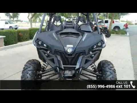 2017 Can-Am Maverick TURBO 1000R Turbo Triple Black - Ri ...