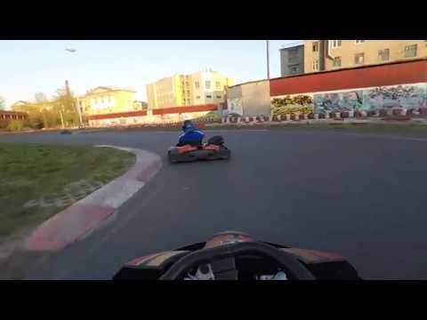 """Школа картинга """"Racing Factory"""" Санкт-Петербург, Pit Stop Нарвская 30.04.2019"""
