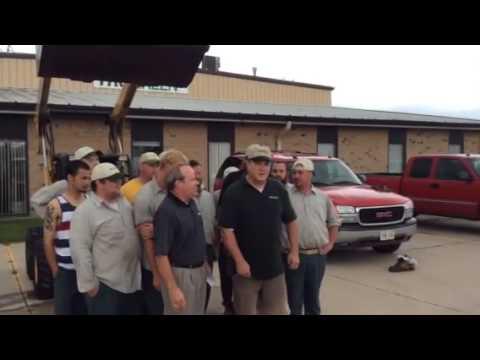 ALS ice bucket challenge TruGreen Omaha
