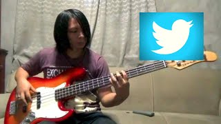 Simple Plan - Twitter Song (Bass Cover)
