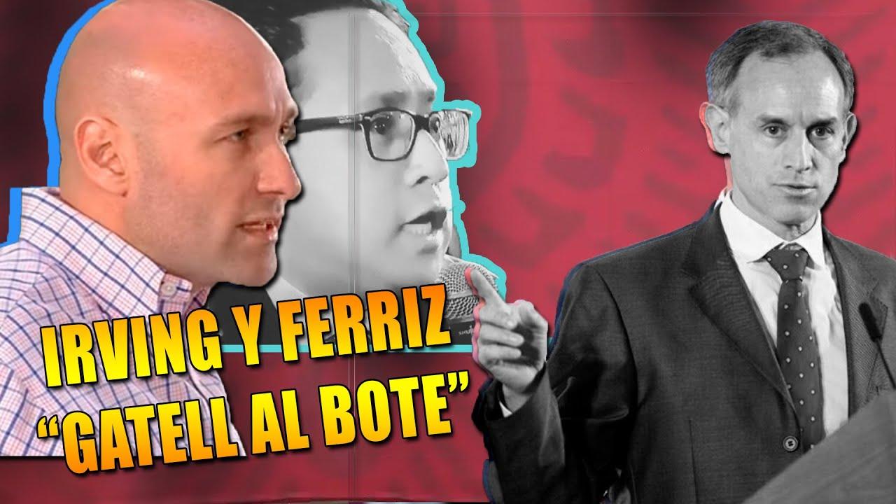 ¡GATELL NOS NECESITA! PEDRO FERRIZ QUIERE EN EL BOTE DE MÁXIMA SEGURIDAD A GATELL POR GENOCIDA