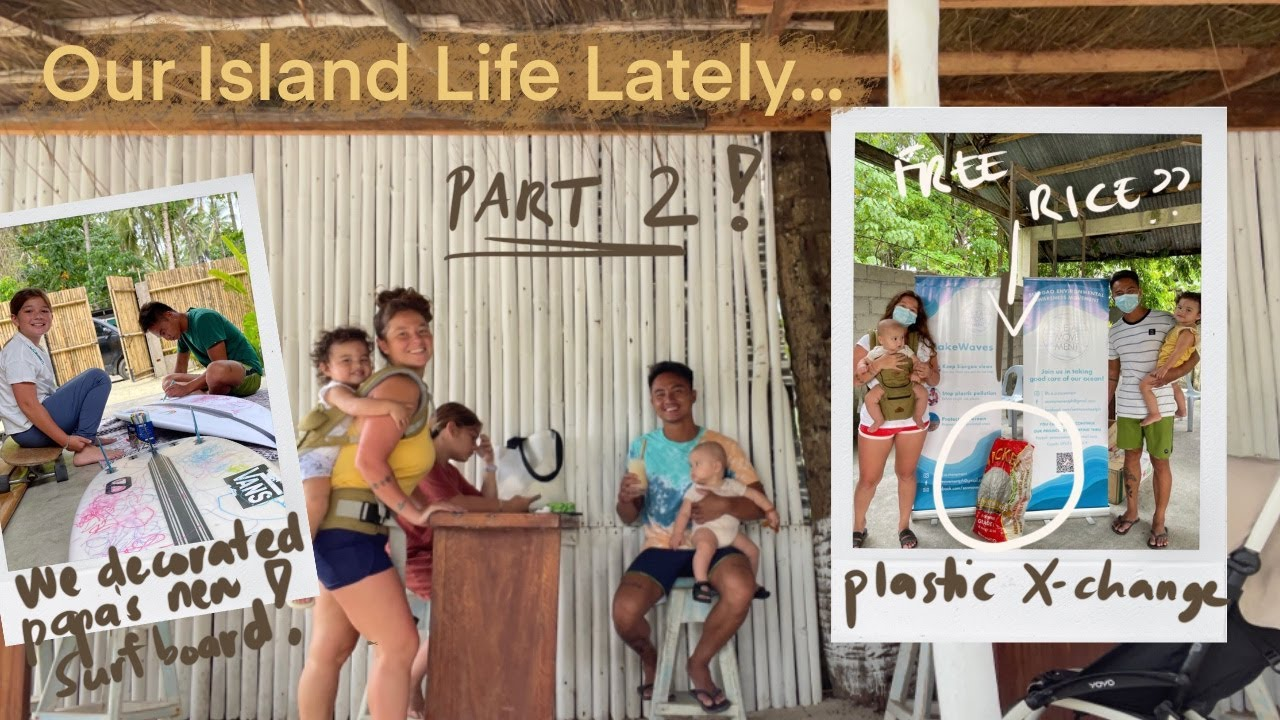 Our Island Life Lately Pt 2!