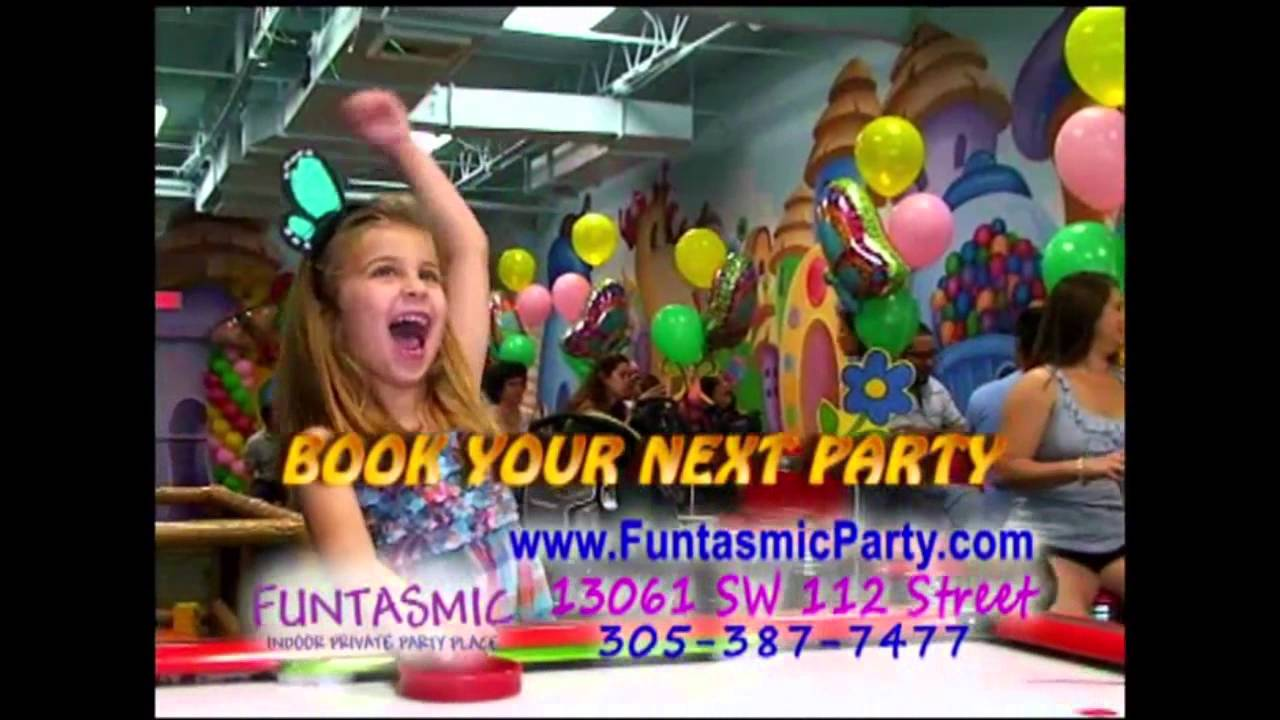 Coupon on Kids Birthday Party Packages in Miami Kendall FL