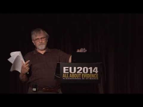 Dr. Pierre Latour: Engineering Earth's Thermostat with CO2? | EU2014