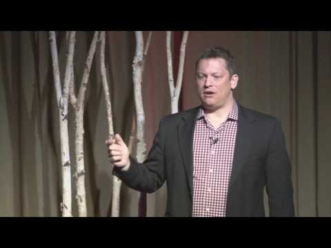 """""""Your Childhood, Your Health, Our Greatest Investment""""   Clayton Hilmert   TEDxNDSU"""