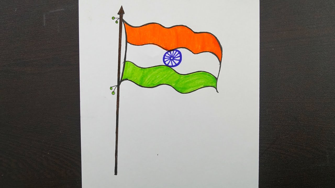 How To Draw Indian Flag National Flag Drawing Republic Day Drawing Kids Drawing Youtube Celebrate the national festival with new energy and new thinking to help one another. how to draw indian flag national flag drawing republic day drawing kids drawing