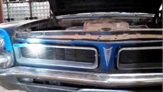 1965 GTO restore