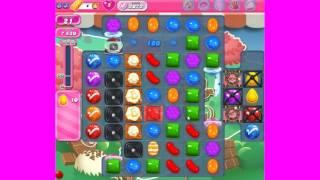 Candy Crush Saga Level 2072 ~ no boosters
