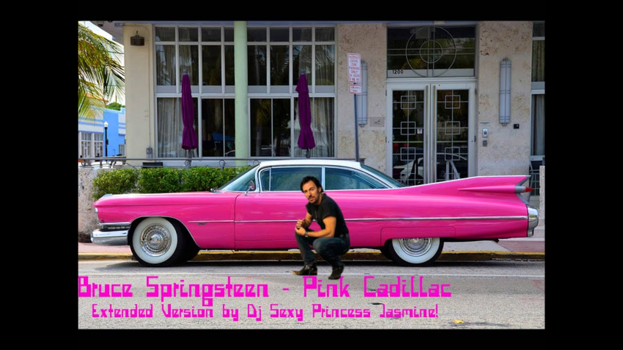 Bruce Springsteen - Pink Cadillac (Extended Version by Dj y ...