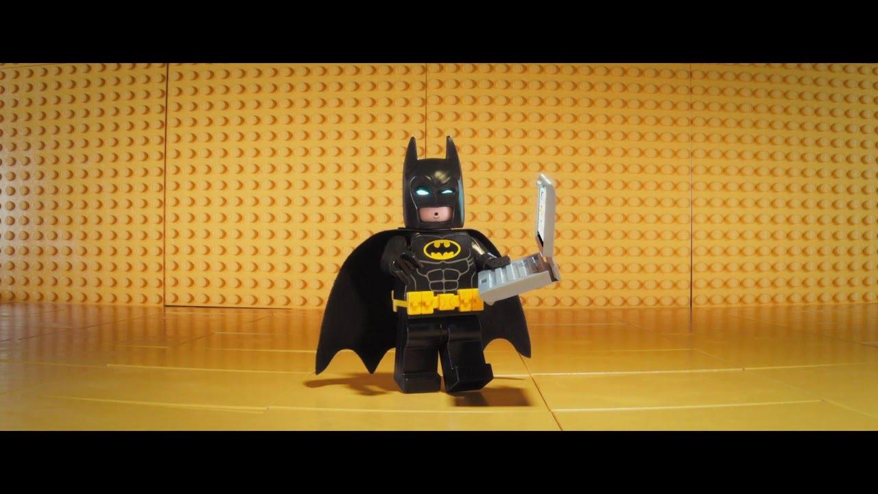 THE LEGO BATMAN MOVIE - Biopremiär 10 februari 2017 - Officiell trailer 2 HD