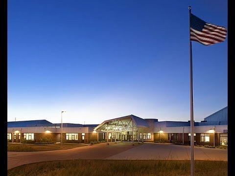 Herget Middle School in Aurora, IL