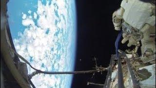 Выход в открытый космос. Полное видео