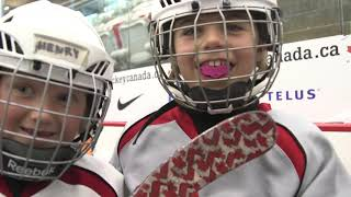 Tom's Talks - Ontario Hockey Federation's Implementation of Modified Ice