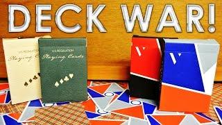Deck War - Virtuoso VS Vintage Plaid [HD]