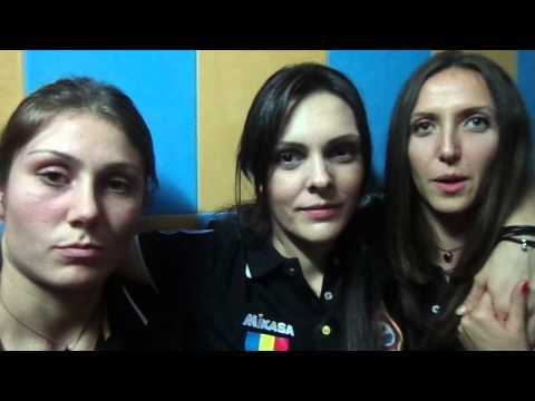 Interview Tsvetelina Zarkova, Diana Nenova and Mariya Karakasheva - September 28, 2013
