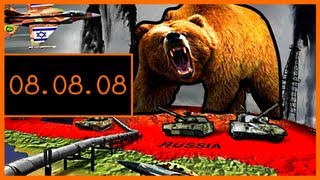 [BadComedian] - 5 дней в Августе \ 5 Days Of War - Russian video review (Vol.2)