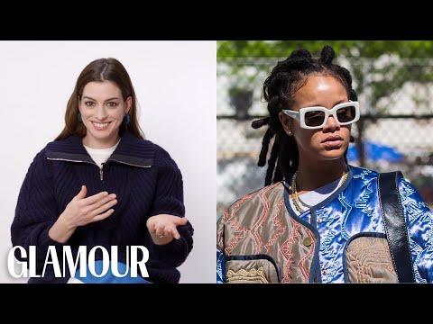 Anne Hathaway Talks Rihanna, Sandra Bullock & the Cast of Ocean's 8   Glamour