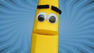 I made a talking banana