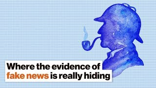 Where the evidence of fake news is really hiding | Eli Pariser