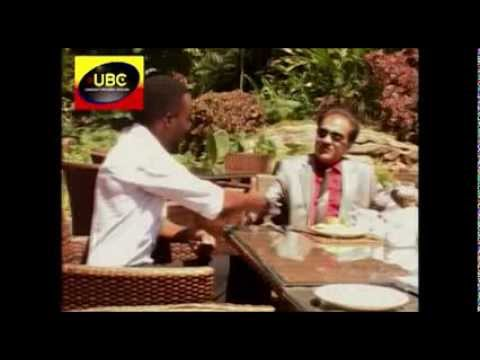 Son of Africa on National Tv and Newspaper Promo Dec 2013