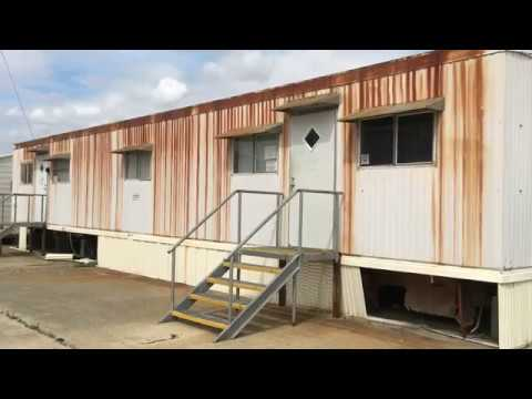 Modular Prefabricated Office Building Up For Auction On GovLiquidation.com