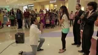 Epic Fail Marriage Proposal #NotSoSweet