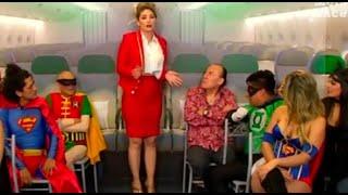 Yuca se resiste a vestir de superhéroe y recibe un duro castigo