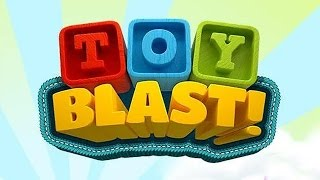 Toy Blast (by Peak Games) iPhone 6S Gameplay
