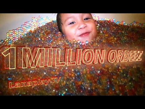 1MILLION ORBEEZ