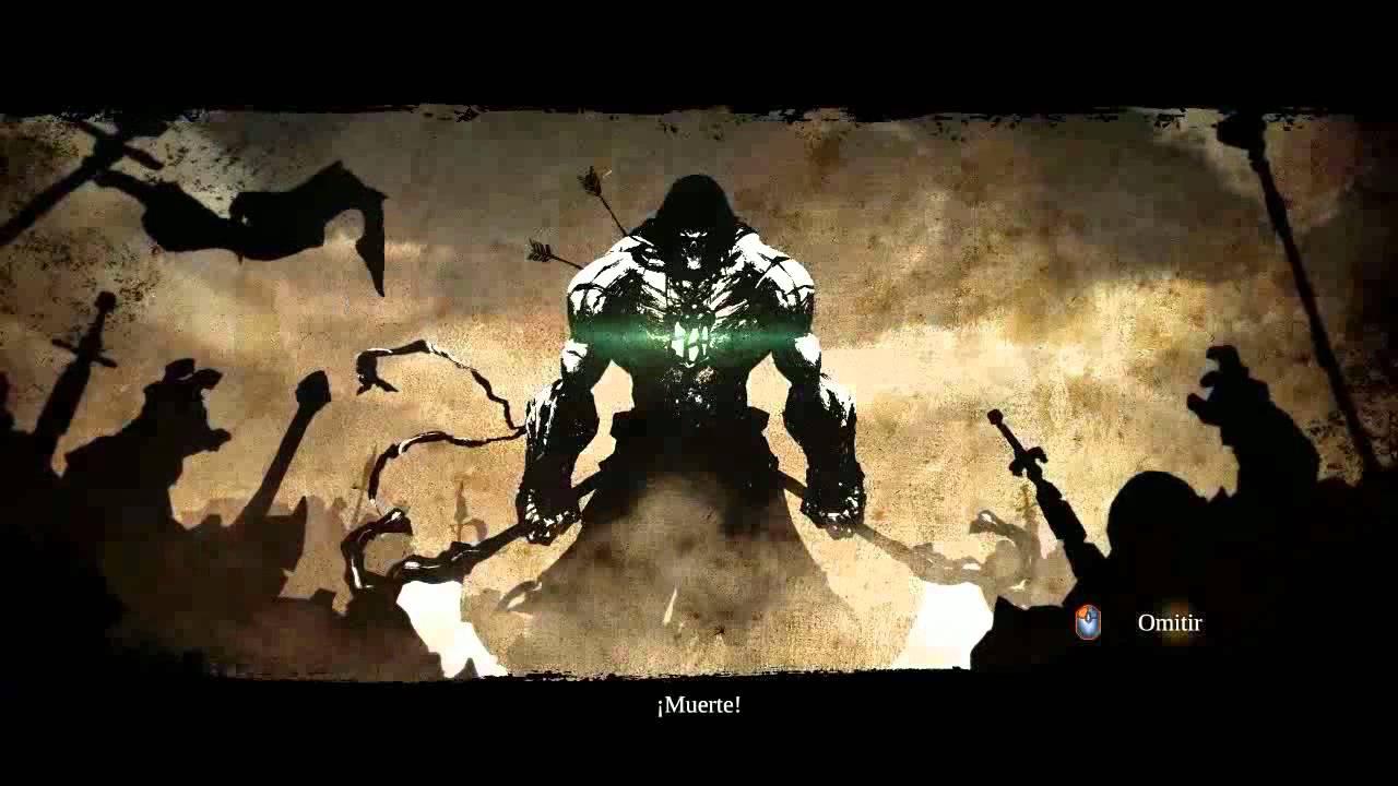 Darksiders 2 Absalom... Mi Hermano (1/2) - YouTube