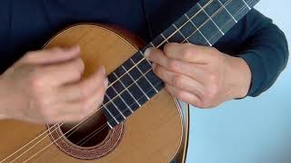 The Bells of Notre Dame- A funny trick for guitar