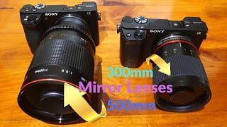 Mirror lenses for mirrorless c…