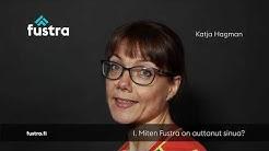 Fustra-harjoittelijan kokemuksia / Katja Hagman