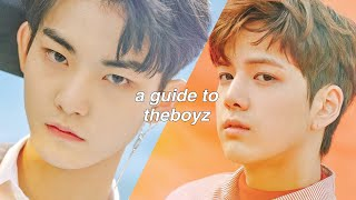 An Introduction to THE BOYZ (더보이즈)